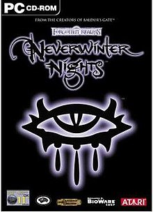 Neverwinter Nights Cover Art
