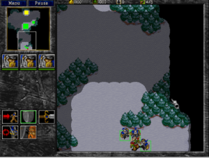 Warcraft II Gameplay