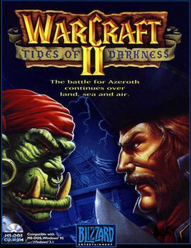 Warcraft II Logo