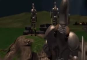 Warcraft II Cutscene