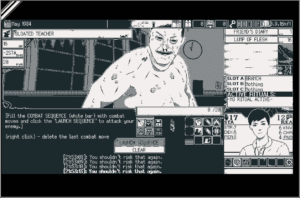 World of Horror Graphics