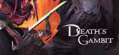 Death's Gambit Logo