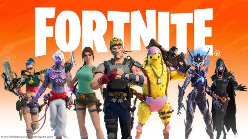 Fortnite Season 6 logo