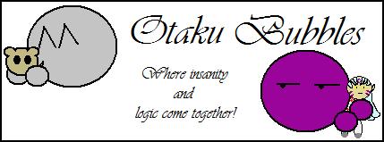otaku bubbles logo